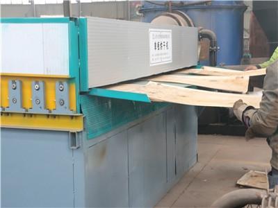 旋切皮干燥机