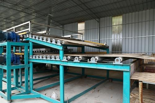广西木材烘干机